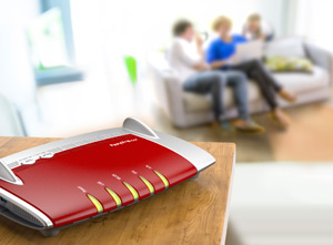 FritBox als Router
