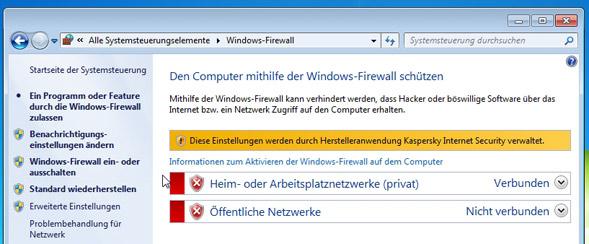 Software Firewall Optimal Einrichten Und Internet Beschleunigen