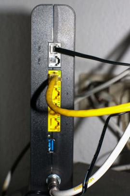 testbericht kabel internet flat mit 200 mbit. Black Bedroom Furniture Sets. Home Design Ideas