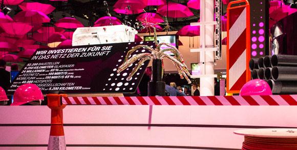 Telekom Breitband-Ausbau