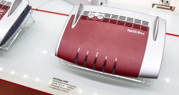 FritzBox 5490