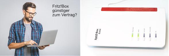 FritzBox günstige zu DSL oder VDSL?