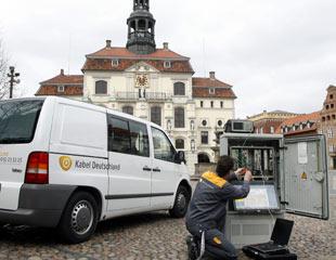 100 MBit bei Kabel Deutschland – Druck auf Telekom