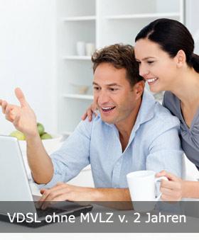 VDSL-Anschlüsse ohne Mindestlaufzeit
