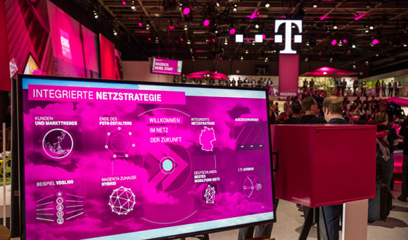 Die vielfältige Netstrategie der Telekom