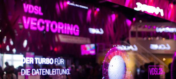 Vectoring startet in ersten Regionen Deutschlands